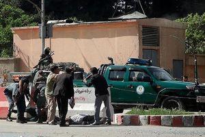 9 nhà báo thiệt mạng trong 2 vụ đánh bom liên tiếp ở Afghanistan