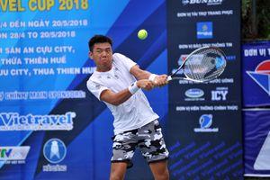 Hoàng Nam - Quốc Khánh có trận thắng trong lần đầu đứng chung