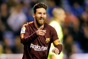 Messi lập hattrick, Barca vô địch La Liga sớm 3 vòng