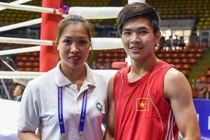 Chinh phục vé dự Olympic trẻ để tạo niềm tin