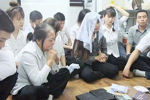 Phát hiện 12 người đang có hoạt động liên quan đến 'Hội thánh Đức Chúa Trời'