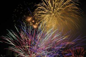 Mãn nhãn với bữa tiệc pháo hoa rực rỡ trên bầu trời Đà Nẵng