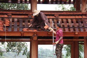 Bắc Giang: Hạ giải cổng, giữ nguyên tam quan chùa Bổ Đà