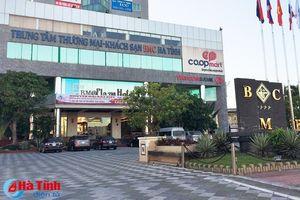 TP Hà Tĩnh: 12 công trình thương mại, dịch vụ đạt cấp đô thị