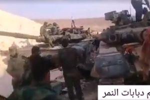 'Hổ Syria' điều tăng T-90, sắp tung đòn nghiền nát phiến quân trên chiến trường Homs