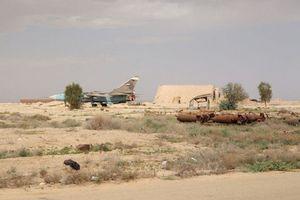 Cơ sở quân sự Syria bị tấn công bằng tên lửa