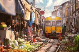 Đến thăm phiên chợ nguy hiểm nhất thế giới
