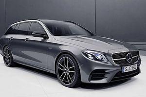 Mercedes-Benz trình làng E53 4Matic+ phiên bản sedan và wagon