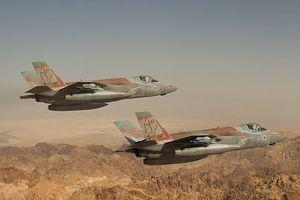 Thực hư bằng chứng F-35I Israel không kích Syria
