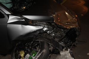 Một người đã tử vong trong vụ ô tô gây tai nạn liên hoàn