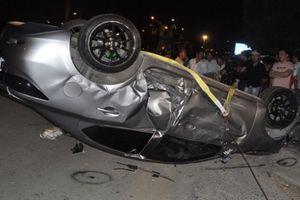 Biên Hòa: Xe ô tô 4 chỗ gây tai nạn liên hoàn, 6 người bị thương