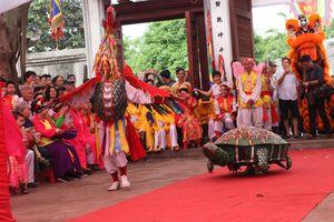 Lễ hội Đền – Đình Kim Liên: Hội làng giữa lòng Hà Nội