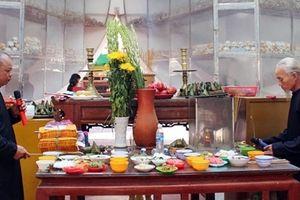 Lễ giỗ tập thể lần thứ 40 các nạn nhân trong vụ thảm sát Ba Chúc