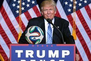 Đăng tweet ủng hộ Mỹ tổ chức World Cup, Tổng thống Donald Trump bị FIFA tuýt còi