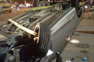 Một phụ nữ đã tử vong trong vụ ô tô đâm liên hoàn ở Biên Hòa