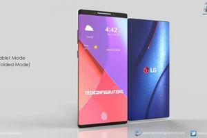 Tuyệt đẹp với bản concept LG G Flex X màn hình gập