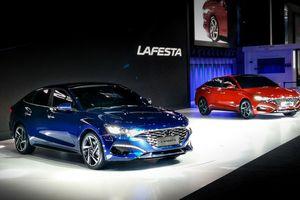Hyundai giới thiệu mẫu Lafesta dành riêng cho thị trường Trung Quốc