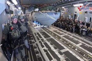 Lộ diện tàu chiến bí mật của Hải quân Mỹ