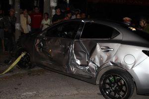Vụ ôtô gây tai nạn liên hoàn: 1 nạn nhân tử vong, tiếp tục cứu chữa 5 nạn nhân bị thương