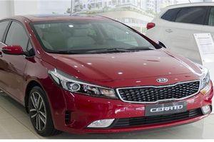 Điểm danh loạt ô tô tăng giá bán ngay đầu tháng 5/2018
