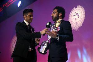 Mohamed Salah lại giành giải cầu thủ xuất sắc nhất năm