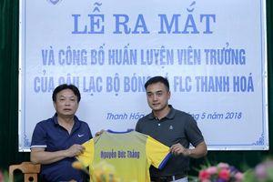 Cầu thủ Thanh Hóa hứa sẽ đoàn kết dưới thời HLV Đức Thắng