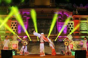 Festival Huế 2018 lung linh trong đêm hội sắc màu văn hóa Việt - Hàn