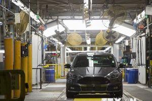 Doanh số bán ôtô tháng 4 sụt giảm mạnh tại thị trường Mỹ