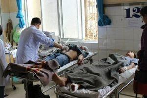 Lâm Đồng: Tai nạn giao thông nghiêm trọng, 11 người thương vong