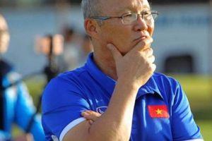 Vì sao HLV Park Hang-seo không dự lễ bốc thăm AFF Cup 2018?