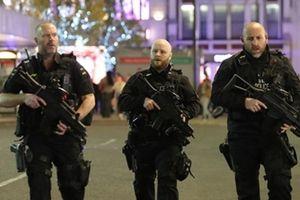 Gia tăng tỷ lệ giết người ở London