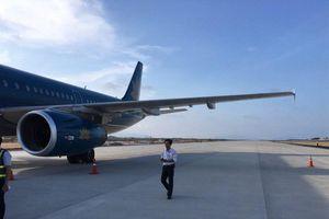 Công bố nguyên nhân máy bay Vietnam Airlines hạ cánh nhầm đường băng