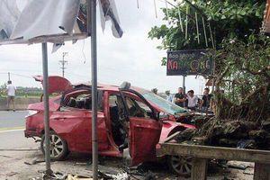 Công an thông tin vụ xe hơi nổ tung nghi do gài mìn