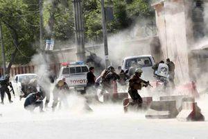 Ngày khủng bố đẫm máu ở Afghanistan