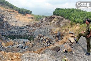 Sớm vào cuộc giải quyết tranh chấp mỏ đá Sơn Phước