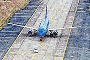 Vụ máy bay hạ cánh nhầm đường băng do phi công nhìn nhầm và đường băng sai quy chuẩn