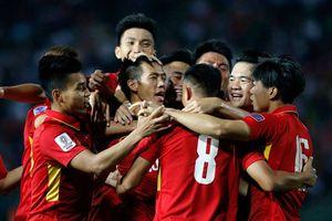 Việt Nam chung bảng với Malaysia tại AFF Suzuki Cup 2018