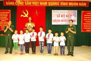 Những người lính vận tải chắp cánh ước mơ học trò nghèo, hiếu học