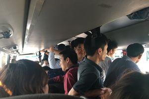 Hành khách bị 'hành xác' trên xe của nhà xe Thái Đăng Long