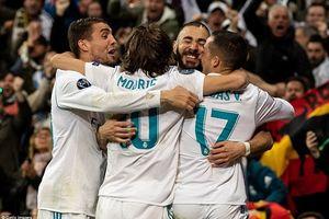 Real Madrid vs Bayern Munich hòa 2 - 2: 'Hùm xám' dừng bước đầy tiếc nuối