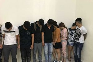 Thuê biệt thự cao cấp ở Sài Gòn làm tụ điểm phục vụ dân chơi ma túy
