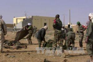 Tấn công đẫm máu ở miền Bắc Mali, 17 dân thường bị sát hại