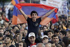 Bầu Thủ tướng thất bại, tình hình Armenia tiếp tục căng thẳng