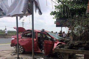 Đã xác định được vị trí phát nổ của xe ô tô Hyundai Accent tại Hải Phòng