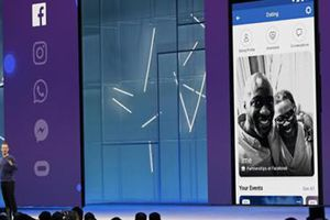 Facebook công bố ý tưởng dịch vụ hẹn hò