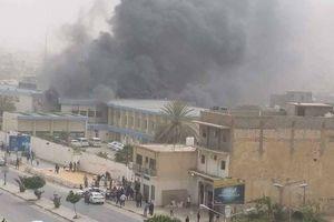 Tấn công đẫm máu tại trụ sở Ủy ban bầu cử tối cao Libya