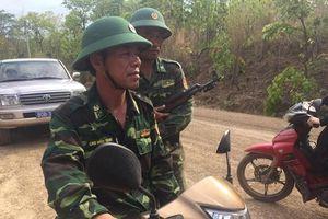 Vụ gỗ lậu ở Đắk Nông: Tạm đình chỉ công tác 4 cán bộ đồn biên phòng