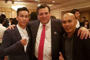 Võ sỹ Trần Văn Thảo làm rạng danh boxing Việt