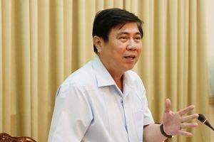 Chủ tịch TP.HCM yêu cầu rà soát 85 dự án treo ở Nhà Bè, Bình Chánh