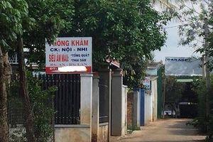 Sở Y tế tỉnh Đắk Lắk thông tin vụ nữ hiệu trưởng thiệt mạng tại phòng khám tư